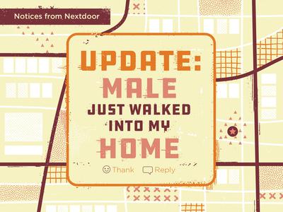 Notices from Nextdoor