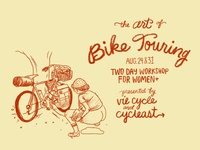 The Art of Bike Touring