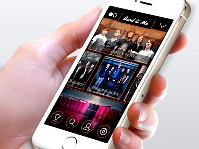 B&M iOS7 Re-design