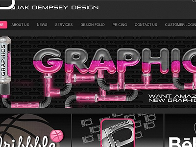 Graphics pipework