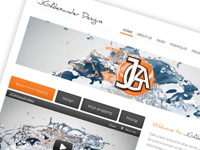 JGAlexander Designs Shot