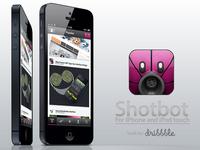 Shotbot User interface