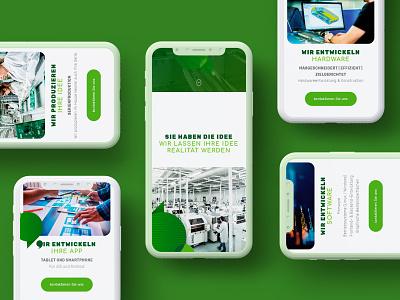 Kessler engineering webdesign logodesign corporate identity branding