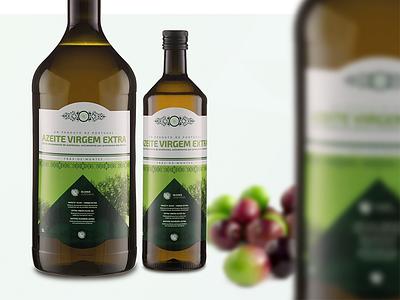 Olivais Lusitanos - Olive oil design packaging