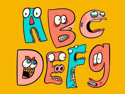 A B C D E F G