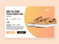 Nike store concept