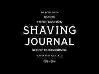 Shaving Journal