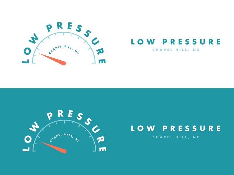 Low Pressure Logo Idea