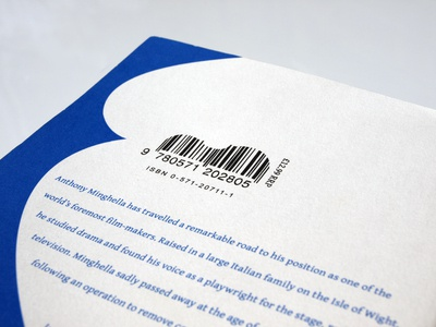 Minghella on Minghella barcode