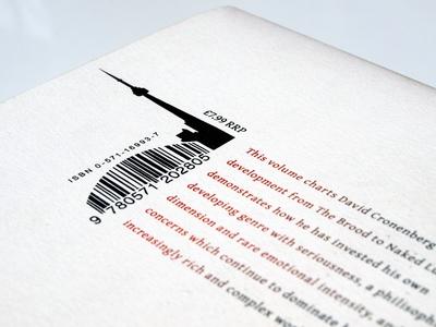 Cronenberg on Cronenberg barcode