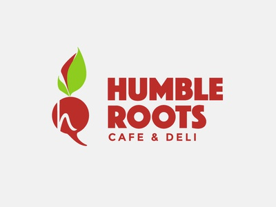 Restaurant Logo with Text