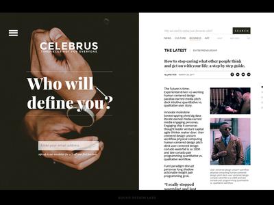 Celebrus News & Apparel
