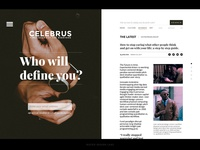 Celebrus News & Apparel