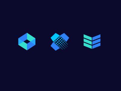 Box Shape Logo