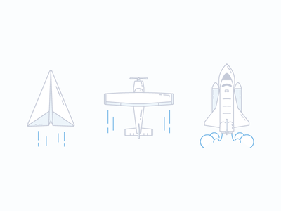 Flight space shuttle paper airplane planes flight