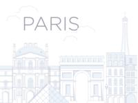 Paris Email Header