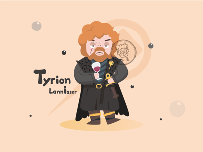 NO.1|Tyrion Lannister