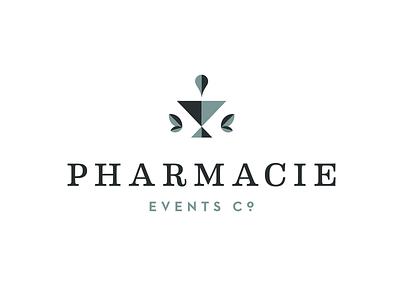 Another idea neutraface house eames brand logo pharmacy pestle mortar