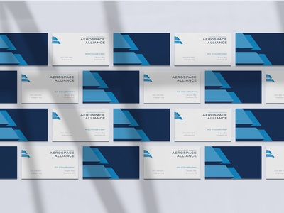 SGAA Business Cards
