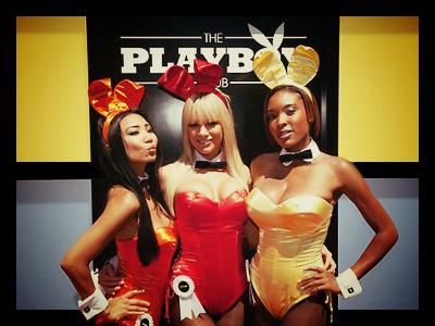 Playboy Club for Comic Con
