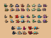 Lordmancer characters