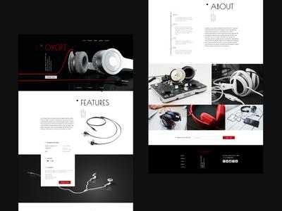 OYOTZ - Headphones Design
