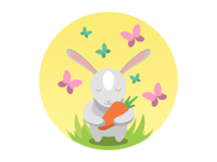 Easter Icons Pack