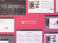 Mountpart — Coming Soon