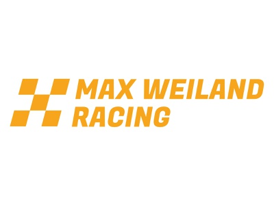Max Weiland Racing Logo Design branding logo typography