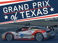 Grand Prix of Texas Graphic