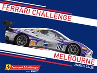Ferrari Challenge: Melbourne