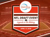 Inner Circle Foundation Draft Event Logo