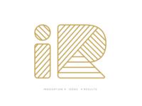 Line style logo