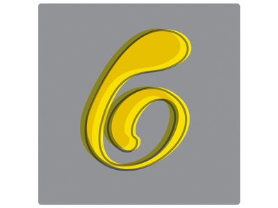 six design illustration