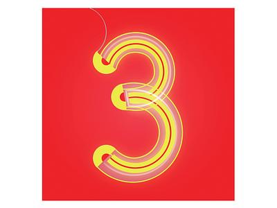 three illustration design