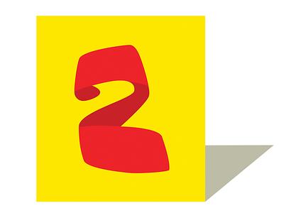 two illustration design
