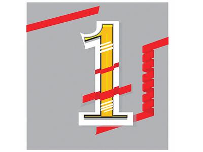 one illustration design