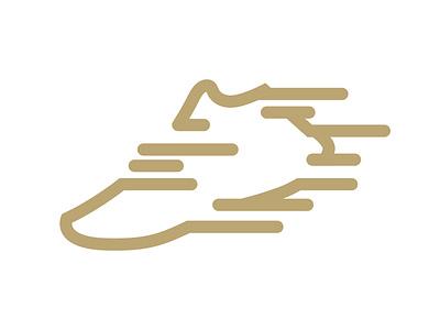 DASH Shoe Campaign shoe vector design logo illustration illustrator