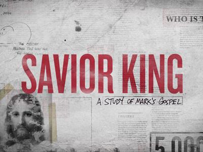 Savior King (Final Version) sermon jesus king design