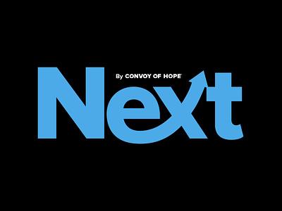Next Campaign next vector branding graphic design logo