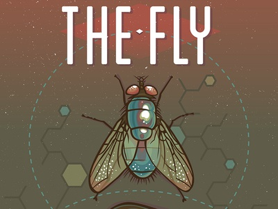 The Fly Movie Poster
