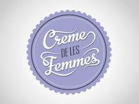 Creme de les Femmes Logo