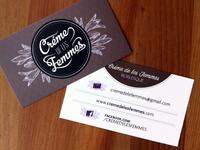 Creme De Les Femmes Business Card