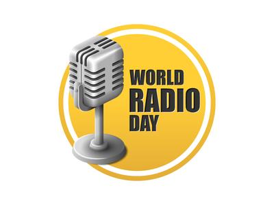 World radio day - 13 february