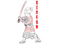 "Gideon ""Samurai"" Jourdain"