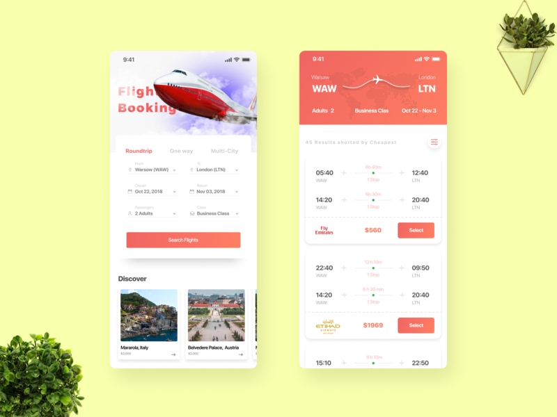 Flight Booking App ui ticket london poland ios fly emirates flight deal flight etihad emirates booking ios app airport
