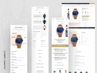 Filippo Loreti Product Page