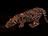Arabic Tiger