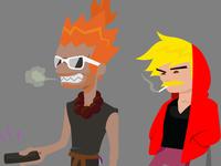 Akuma & Ken