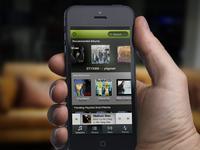 Spotify — Browse